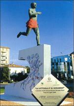 Monumento a Dorando Pietri