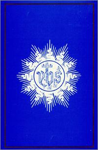 Monogramma suggerito da S.Bernardino per scongiurare il male