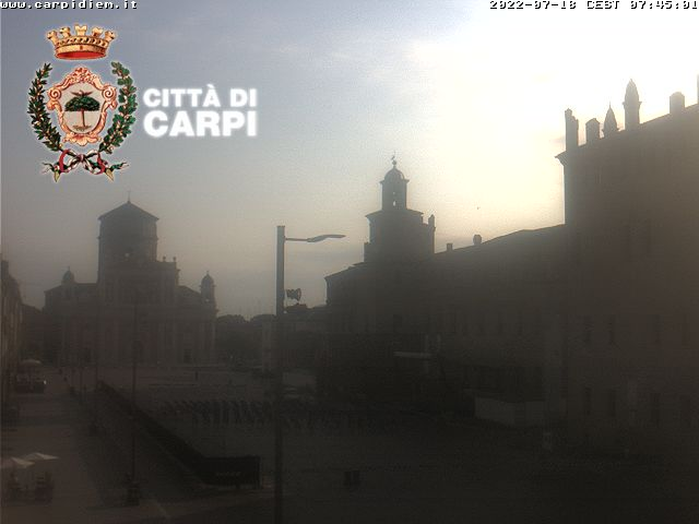 Webcam Piazza Martiri
