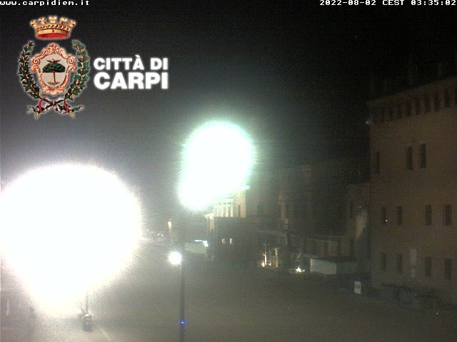 webcam Carpi