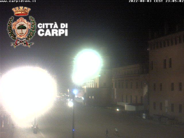 Webcam Carpi - MO